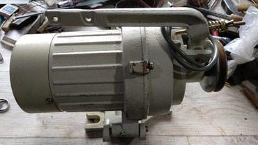 моторы для швейных машин в Кыргызстан: Мотор от швейной машины, отличное состояние, всё смазанно, работает