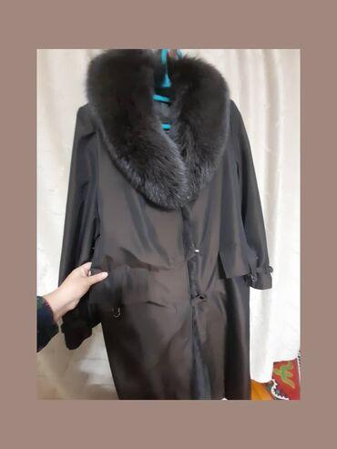 Пальто женское,Турция,новый,очень теплая,внутри мех(кролика),воротник
