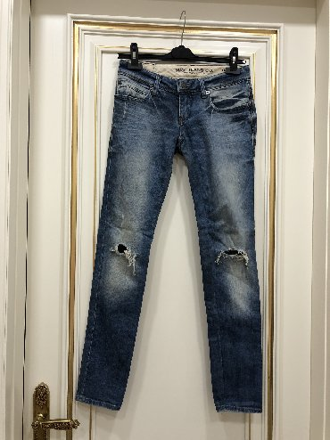 mavi qadın köynəyi - Azərbaycan: Mavi jeans(26 razmer)s-m