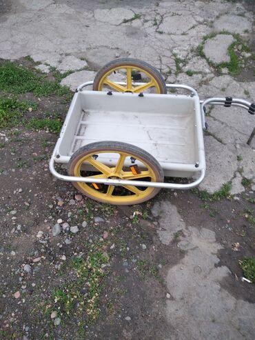 прицеп для велосипеда в Кыргызстан: Продаю прицеп для велосипеда