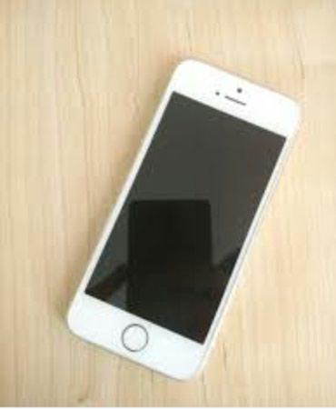 Срочно продаю айфон 5 s в идиальном в Кок-Ой
