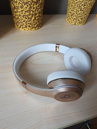 Beats Solo 3 Wireless, Special Gold Edition (on ear) Nauşnikdə heč bir