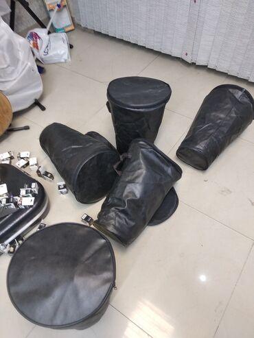 Барабаны - Азербайджан: Zərb çantaları Yeni keyfiyyətli Model