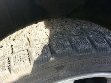 Продам комплект 205/55 R16 Bridgestone Blizzak Revo  зима - липучка  в в Лебединовка