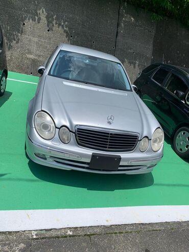 Авто запчасти на Мерседес W211, год выпуска 2005, объём двигателя 3.5