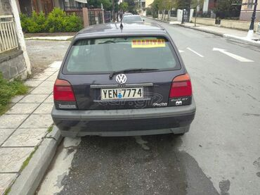 Volkswagen Golf 1.6 l. 1997   185000 km