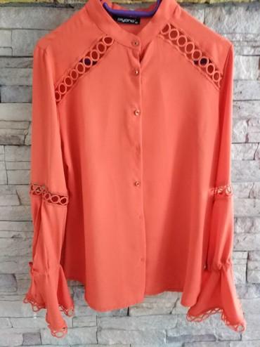 Košulja elegantna vel 40 ili l prelepa nova samo skinuta etiketa - Nova Pazova