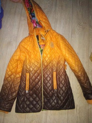 Куртка (весна осень)на девочку с в Бишкек