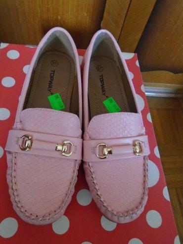 Prelepe, potpuno nove, puder roze cipelice, broj 37. Izuzetno su - Beograd