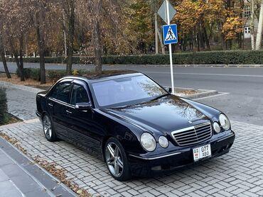 mercedes e в Кыргызстан: Mercedes-Benz E-Class 3.2 л. 2000
