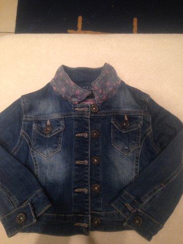 Teksas jaknica kao nova za neku malu curicu vel 4 saljem brzom postom - Smederevo - slika 2
