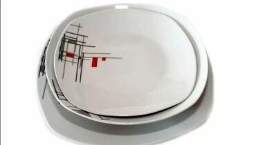 Kuhinjski setovi - Velika Plana: Na vašoj trpezi novi set za ručavanje19 elemenata 3200 din set za 6
