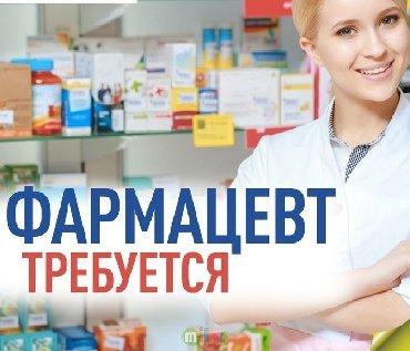 Фармацевт провизор - Кыргызстан: Срочно!!! Требуется Фармацевт в аптеку. С опытом работы. График