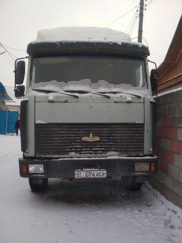 Alcatel 2000 - Кыргызстан: Супер МАЗ бортовой мотор W 8 срочно продаю или меняю