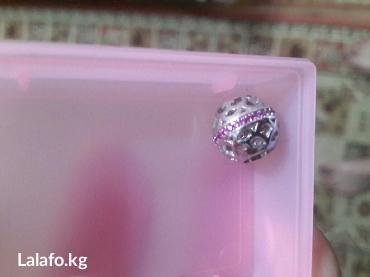 Продаю шармы серебрянные на браслет пандора. в Кок-Ой