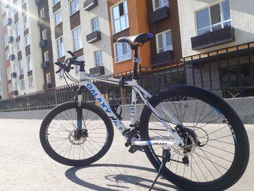 прицеп для велосипеда в Кыргызстан: Продаю велосипед GALAXYВ отличном состояние Размер рамы 19Размер