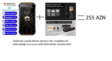 ucuz-sensor-telefonlar - Azərbaycan: Telefon yenidir (qutuda)Barter olunmur Telefonlarin göstericileri