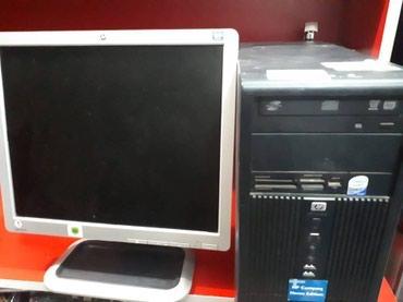 Bakı şəhərində HP 3120 DDR3 1706 hp monitor ram-2 hdd-250-320 dual core 775 socet