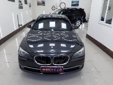 bmw-m3-4-m-dct - Azərbaycan: BMW 750 4.4 l. 2008 | 187000 km