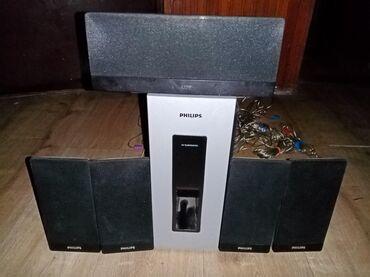 Aston-martin-db9-5-9-mt - Srbija: Philips 5 u 1 sistem. zvucnici lepog izgleda jako i lepo se cuju