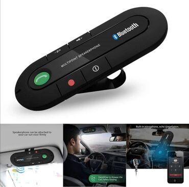 Bluetooth Hands Free uređaj za Auto NOVO-Spikerfon Orginalno fabricko