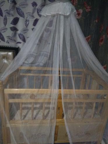 Продаю манеж ребенок вообще не лежал в Бишкек