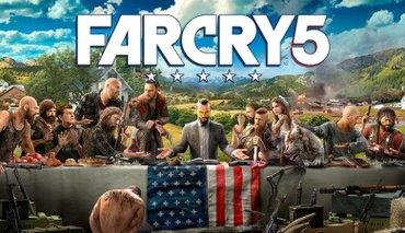 FARCRY5 лучшая одиночная игра этого года, по лучшей цене в Бишкек