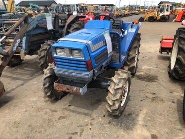 Продается Японский мини трактор Iseki TA215, гидравлика реверс все