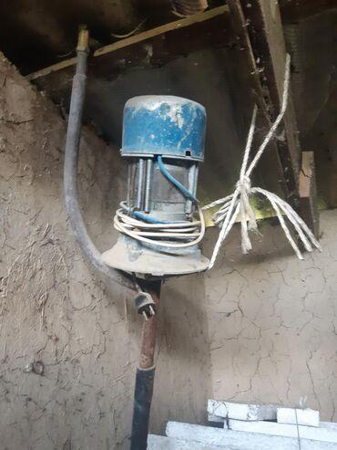 Электроника - Шопоков: Насос для скважины рабочий работает
