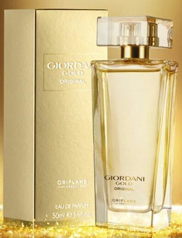 Bakı şəhərində Giordani Gold Original parfum suyu.