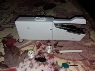 ручную-швейную-машину в Кыргызстан: Продаю новую ручную швейную машинку на батарейках. производитель