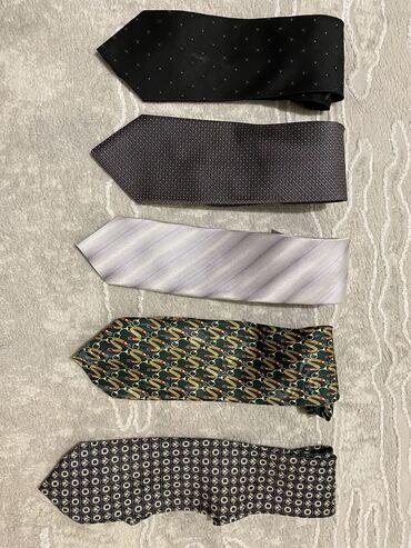 галстуки бишкек in Кыргызстан   ДРУГАЯ МУЖСКАЯ ОДЕЖДА: Галстуки из итальянской ткани