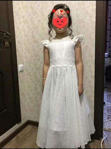 летние платья оверсайз в Кыргызстан: Классная платья 8-10 лет. Цена 2000с