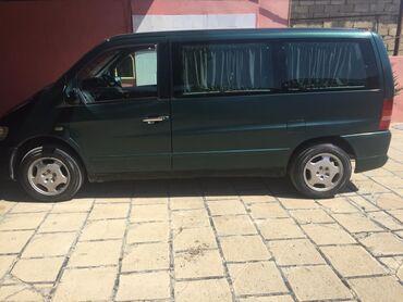 Mercedes-Benz Qobustanda: Mercedes-Benz Vito 2.2 l. 2001 | 450000 km