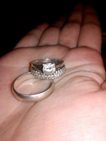 Серебро 925:Обручальные кольца парные. размеры 17.5 и 19 в Токмак