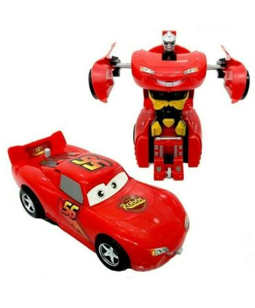 Hem masin,hem robot oyuncaq.Catdirilma Razin _Bakixanov