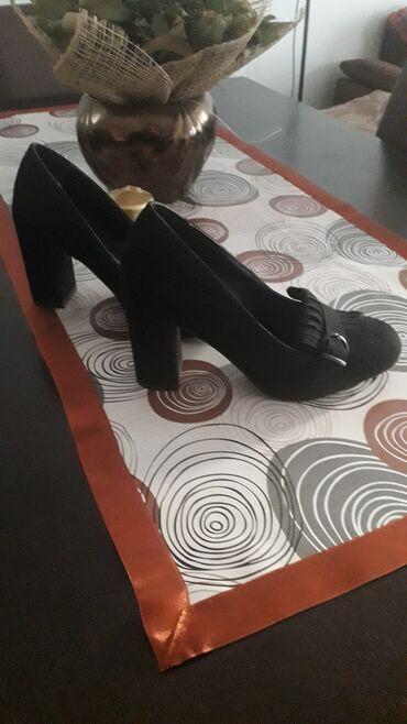 Personalni proizvodi - Pozarevac: Graceland cipele, br 39,unutrasnje gaziste 25 cm.Visina stikle 7 cm