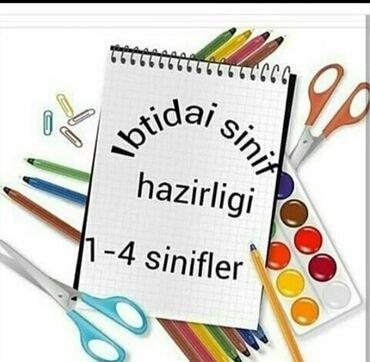 fransiz dili - Azərbaycan: İbtidai sinif hazırlığı. Aylıq 15 manat. İngilis dili. Az.dili və