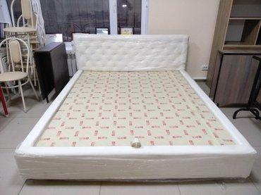 Кровать двухместная, модель Стелла в Токмак