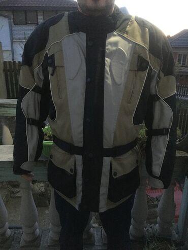 Moto jakna - Srbija: Moto jakna Goretex, velicia 60 (XXL), Silver Star USA, NOVOMoto jakna