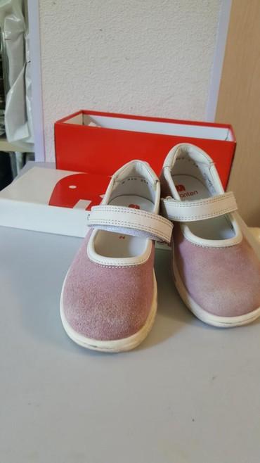 Туфли девочковые размер 24 замша кожа в Бишкек