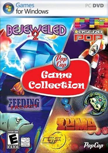 Knjige, časopisi, CD i DVD | Razanj: POP CAP GAMES COLLECTION - KOLEKCIJA 56 IGRICAPRODAJEMO IGRICU IZ