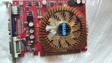 Электроника - Ноокат: Видеокарта Nvidia Geforce 9400 GT 1GB