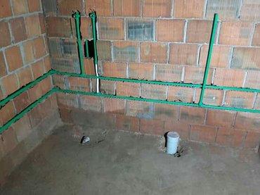 Vodoinstalater radim sve sto se tice vode I kanalizacije - Beograd