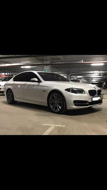 BMW 5 series 3 л. 2014 | 90 км