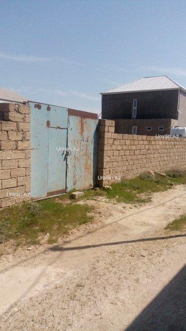 Bakı şəhərində 6 sot hasarli torpaq sahesi -oz torpagimdir