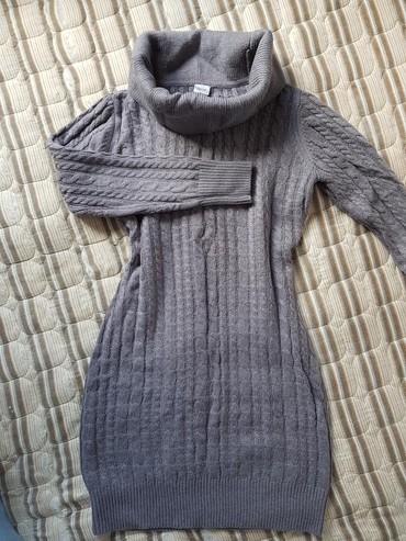 Вязаное платье. размер 44. состояние идеал в Бишкек