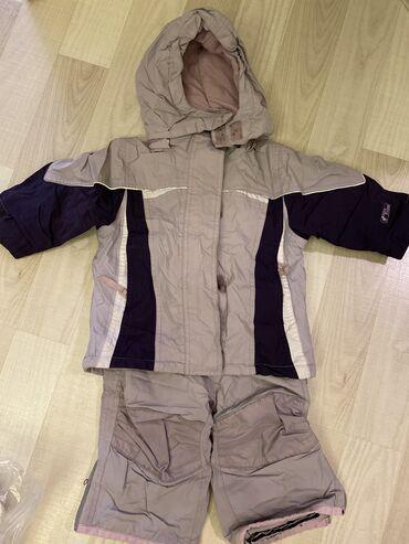 детская осенняя одежда в Кыргызстан: Продам детский лёгкий комбинезон ( тёплая зима, холодная осень) на