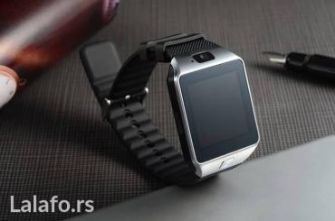 Smart watch dz09 promo smart watch koji radi kao mobilni telefon bez - Belgrade