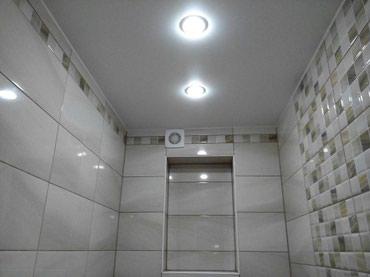 Кафель обои шпаклевка гипсакардон ламинат  установка дверь  сантехник в Бишкек